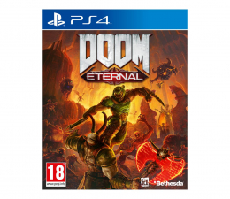 Gra na PlayStation 4 id Software Doom Eternal