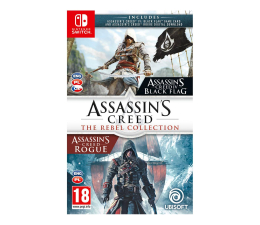 Gra na Switch Switch ASSASSINS CREED: THE REBEL COLLECTION