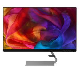 "Monitor LED 27"" Lenovo Q27q-10 czarny"