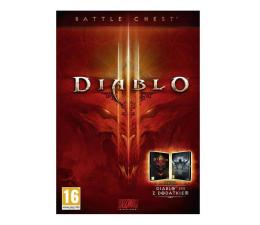 Gra na PC Activision Blizzard Diablo 3 Battlechest Battle.net
