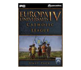 Gra na PC Paradox Interactive Europa Universalis IV Catholic League Unit (DLC)