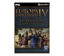 Gra na PC Paradox Interactive Europa Universalis IV El Dorado Content Pack (DLC)