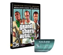 Gra na PC PC GTA V Premium Online Edition&Megalodon Shark