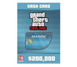 Gra na PC PC GTA Online Tiger Shark Cash Card (DLC) Social Club