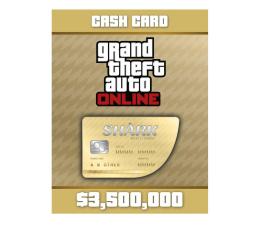 Gra na PC PC GTA V Whale Shark Cash Card Social Club