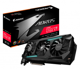 Karta graficzna AMD Gigabyte Radeon RX 5700 XT AORUS 8G GDDR6