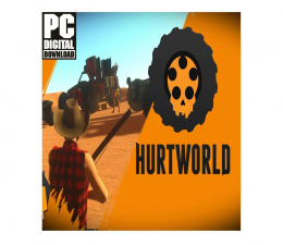 Gra na PC PC Hurtworld (Incl. Early Access) ESD Steam