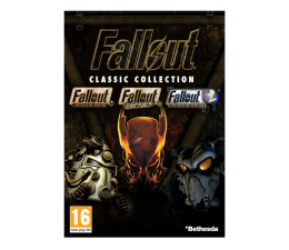 Gra na PC PC Fallout Classic Collection ESD Steam