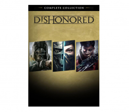 Gra na PC PC Dishonored (Complete Collection) ESD Steam