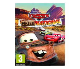 Gra na PC PC Disney Pixar Cars: Mater-National Championship ESD