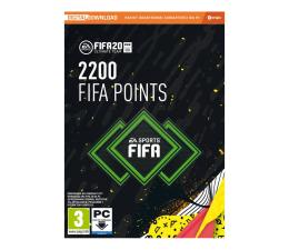 Gra na PC PC FIFA 20 - 2200 FUT Points ESD Origin