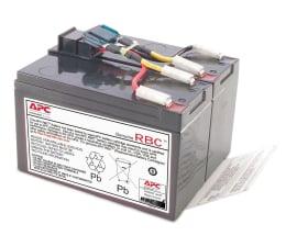 Zasilacz awaryjny (UPS) APC Zamienna kaseta akumulatora RBC48