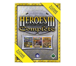 Gra na PC PC Heroes of Might and Magic 3: Complete GOG.com ESD