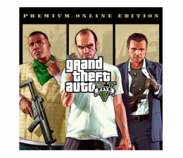 Gra na PC PC GTA 5 - Premium Online Edition ESD RSC