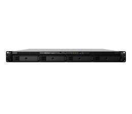 Dysk sieciowy NAS / macierz Synology RS820RP+ RACK (4xHDD, 4x2.1GHz, 2GB, 2xUSB, 4xLAN)
