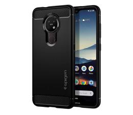 Etui/obudowa na smartfona Spigen Rugged Armor do Nokia 6.2 / Nokia 7.2 czarny