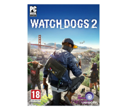 Gra na PC PC Watch Dogs 2 ESD Uplay