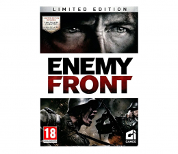 Gra na PC PC Enemy Front (Limited Edition) ESD Steam