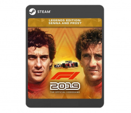 Gra na PC Codemasters Software F1 2019 Legends Edition ESD Steam