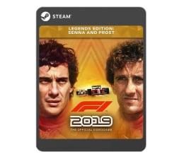 Gra na PC PC F1 2019 Legends Edition ESD Steam