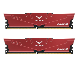 Pamięć RAM DDR4 Team Group 32GB (2x16GB) 3000MHz CL16 T-Force VulcanZ RED