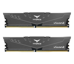 Pamięć RAM DDR4 Team Group 32GB (2x16GB) 3000MHz CL16 T-Force VulcanZ GRAY