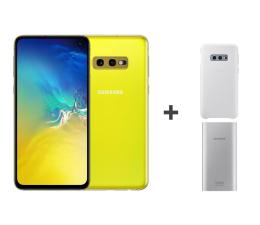 Smartfon / Telefon Samsung Galaxy S10e G970F Canary Yellow + ZESTAW