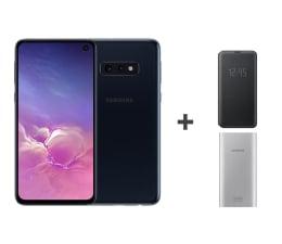Smartfon / Telefon Samsung Galaxy S10e G970F Prism Black + ZESTAW