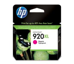 Tusz do drukarki HP 920XL magenta 6ml