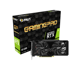 Karta graficzna NVIDIA Palit GeForce RTX 2060 Gaming Pro 6GB GDDR6