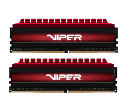 Pamięć RAM DDR4 Patriot 8GB (2x4GB) 3000MHz CL16 Viper 4