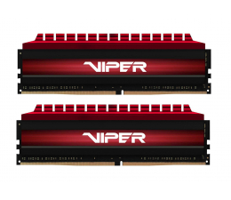 Pamięć RAM DDR4 Patriot 32GB (2x16GB) 3200MHz CL16  Viper 4