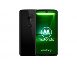 Smartfon / Telefon Motorola Moto G7 4/64GB Dual SIM Ceramic Black
