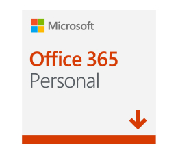 Program biurowy Microsoft Office 365 Personal ESD
