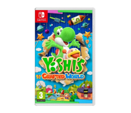 Gra na Switch Switch Yoshi's Crafted World