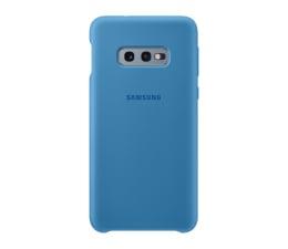 Etui/obudowa na smartfona Samsung Silicone Cover do Galaxy S10e niebieski