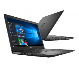 "Notebook / Laptop 15,6"" Dell Vostro 3581 i3-7020U/8GB/240+1TB/Win10Pro FHD"