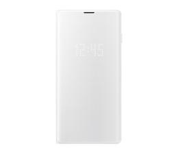Etui/obudowa na smartfona Samsung LED View Cover do Galaxy S10 biały