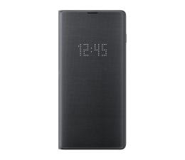 Etui/obudowa na smartfona Samsung LED View Cover do Galaxy S10+ czarny