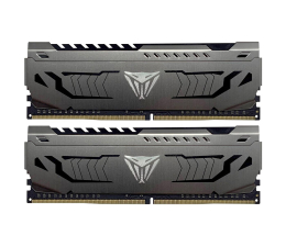 Pamięć RAM DDR4 Patriot 32GB 3200MHz Viper Steel CL16 (2x16GB)