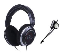 Słuchawki przewodowe Somic V2 czarny + ZM-MIC1