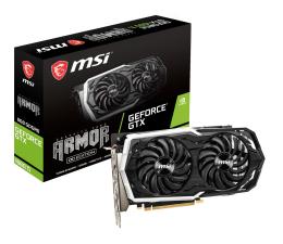 Karta graficzna NVIDIA MSI GeForce GTX 1660 Ti Armor OC 6GB GDDR6