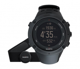 Zegarek sportowy Suunto Ambit 3 Peak Black GPS + HR