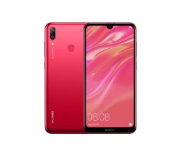 Smartfon / Telefon Huawei Y7 2019 czerwony