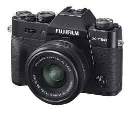 Bezlusterkowiec Fujifilm X-T30 + 15-45mm czarny