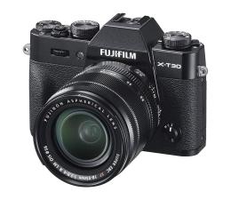 Bezlusterkowiec Fujifilm X-T30 + 18-55mm czarny