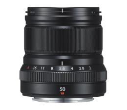 Obiektywy stałoogniskowy Fujifilm FujiNon XF 50mm f/2.0 czarny