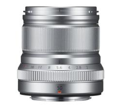 Obiektywy stałoogniskowy Fujifilm FujiNon XF 50mm f/2.0 srebrny