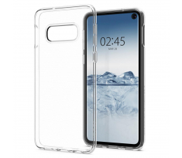 Etui/obudowa na smartfona Spigen Liquid Crystal do Samsung Galaxy S10E Clear