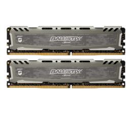 Pamięć RAM DDR4 Crucial 16GB 3200MHz Ballistix Sport LT Gray CL16 (2x8GB)